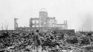 Ataque atómico contra Hiroshima