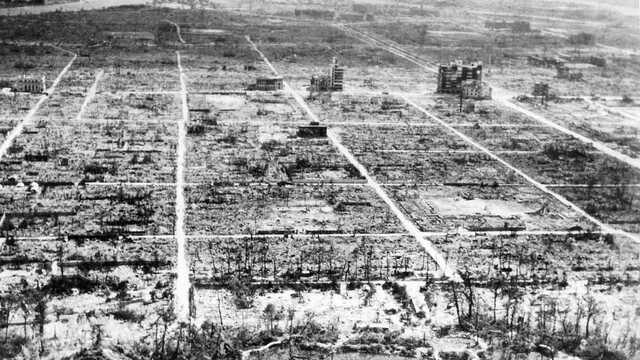 Ataque atómico contra Nagasaki