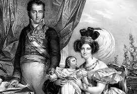 Fernando VII se casa por cuarta vez