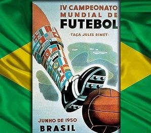 Copa Mundial 1950 Brasil