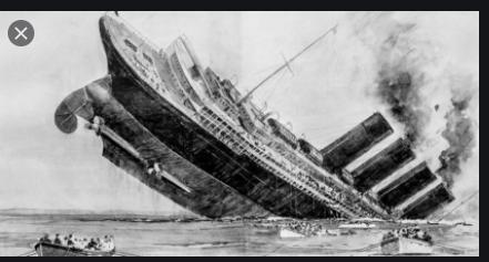 Lustaina Sunk by U-boats