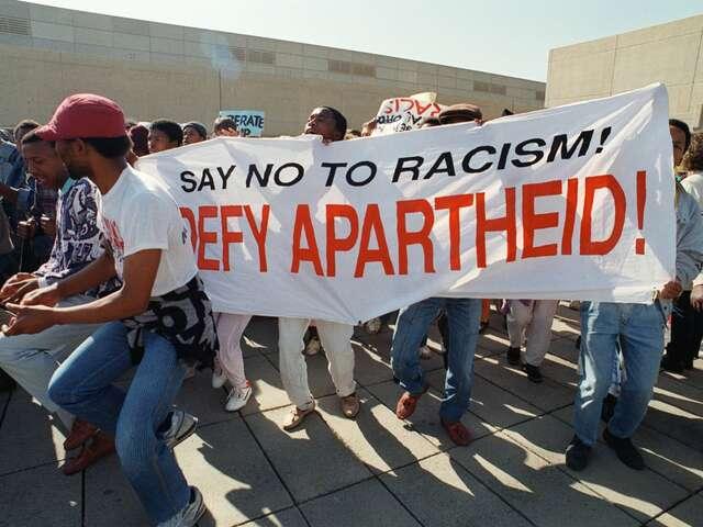 Apartheid appeals