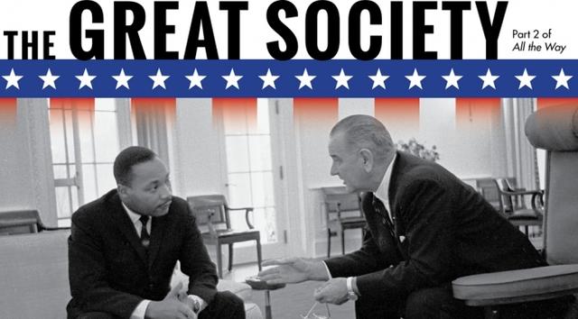 •The Great Society (1964)