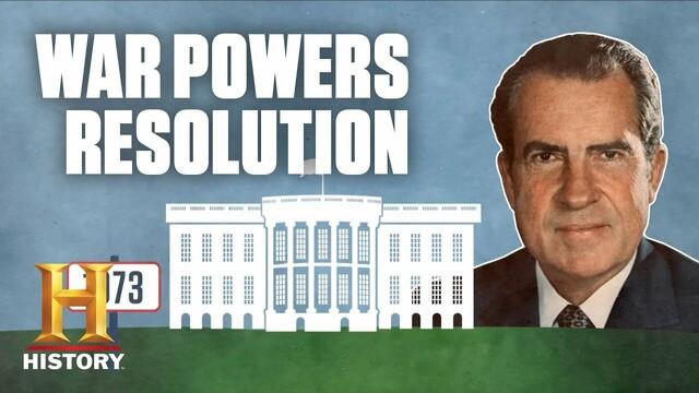 •War Powers Resolution (1973)