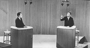•	Kennedy versus Nixon TV Debate (1960)
