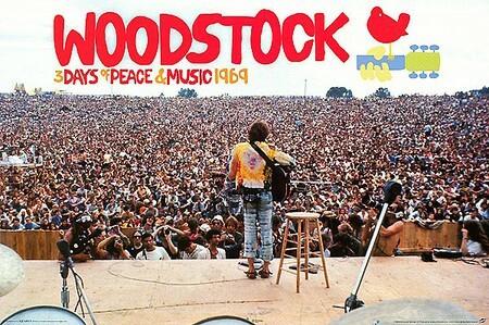 •Woodstock Music Festival (1969)