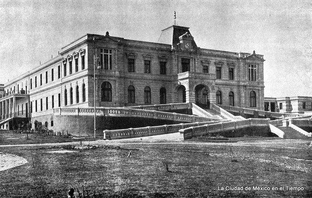 """Se funda en México el Manicomio General """"La Castañeda"""""""