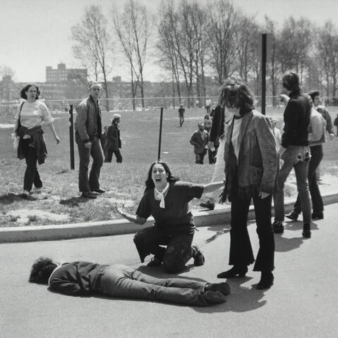 •Kent State Shootings (1970)