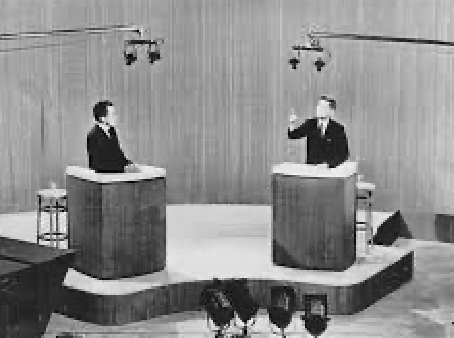 Debate Richard Nixon and JF.Kennedy
