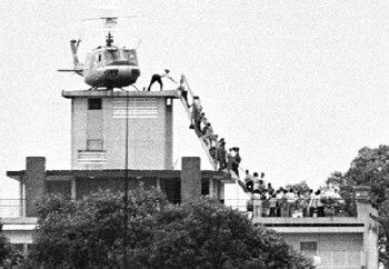 •Fall of Saigon (1975