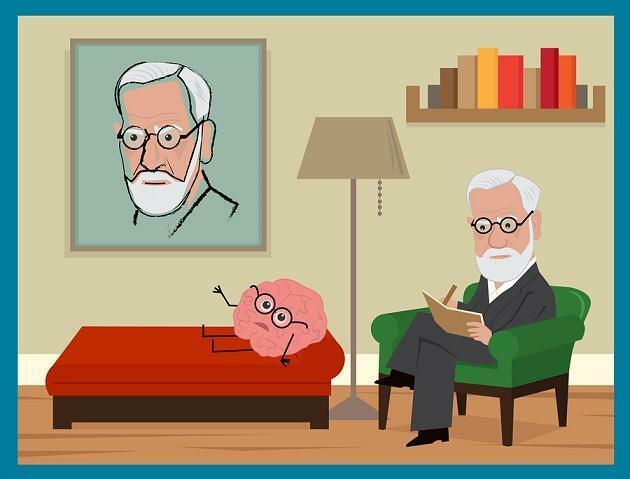Freud comienza a el método de asociación libre con Emmi Von N.