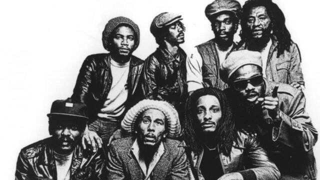 La década de 1970. El reggae