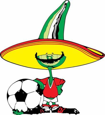 Copa Mundial 1986 México