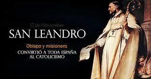 San Isidoro de Sevilla y San Leandro