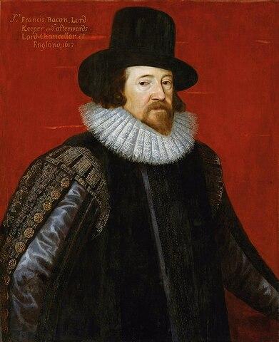Empirismo: Sir Francis Bacon