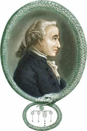 Ilustración: Immanuel Kant
