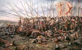 España pierde la batalla de Rocroi (Francia).