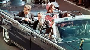 Kennedy assassinated in Dallas,Texas