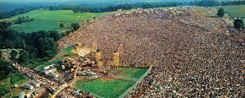•Woodstock Music Festival