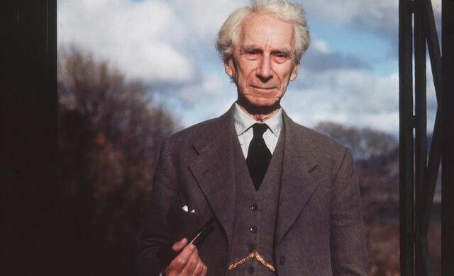 Idealismo: Bertrand Russell