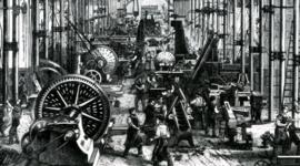 Revolución Industrial (1.760 - 2021). timeline