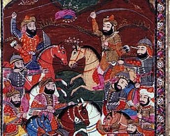 Muawiya ibn Abi Sufyán. 1º Califa Omeya. (661-680).
