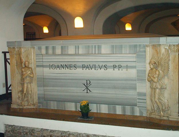 Morte di Papa Giovanni Paolo I
