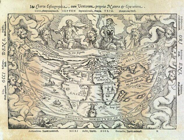 Cosmographia, sive descriptio universi orbis