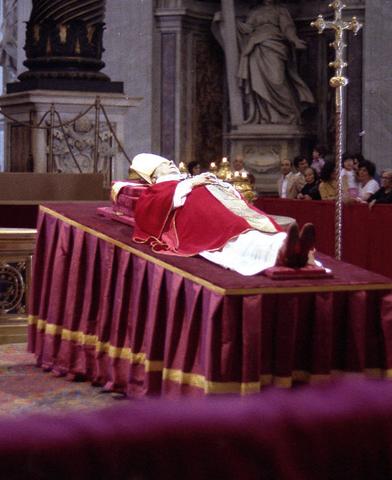Morte di Papa Paolo VI