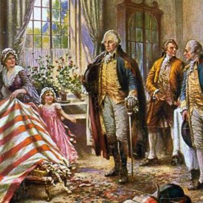 Independencia de Estados Unidos (1775 - 1783). timeline