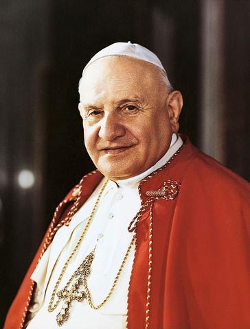 Elezione al soglio pontificio di Papa Giovanni XXIII