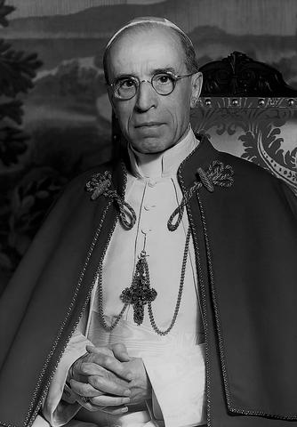 Elezione al soglio pontificio di Papa Pio XII