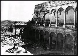 Asedio del Alcázar de Toledo.