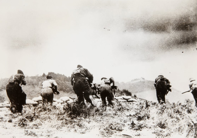 Batalla de Irún.