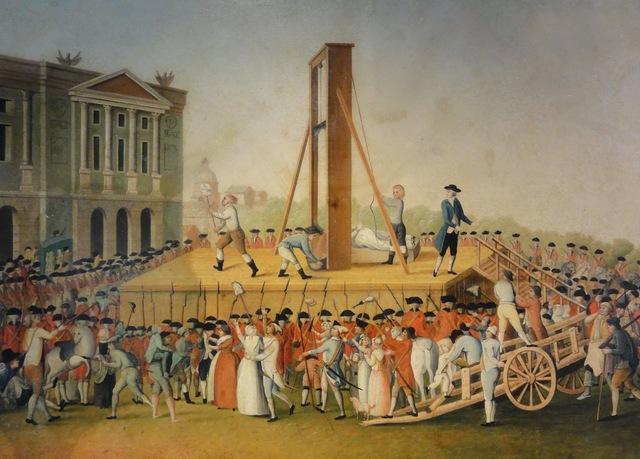 TERCERA ETAPA (1792 - 1795) LA CONVENVIÓN - REINADO DEL TERROR