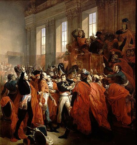 CUARTA ETAPA (1795 - 1799) EL DIRECTORIO