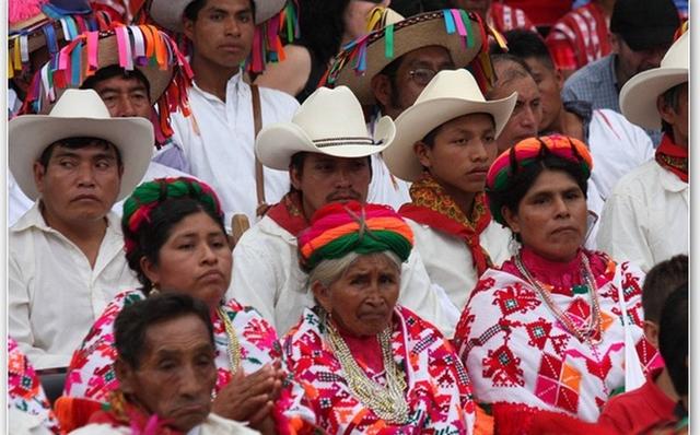 2015 El INEGI y la población indígena