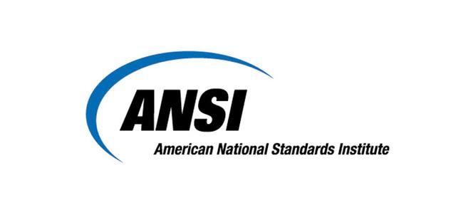 ANSI: American National Standards Institute