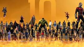 Universo Cinematográfico de Marvel timeline