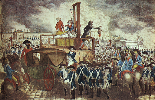 TERCERA ETAPA (1792-1795) LA CONVENCION - REINADO DEL TERROR