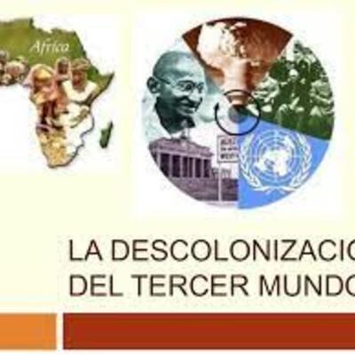 Guerra Fría, Proceso de Descolonización en Asia y África y el Tercer Mundo timeline