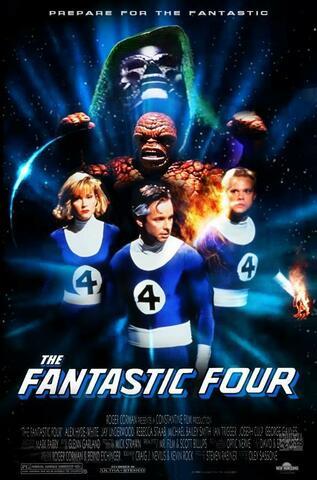 Los primeros 4 Fantásticos