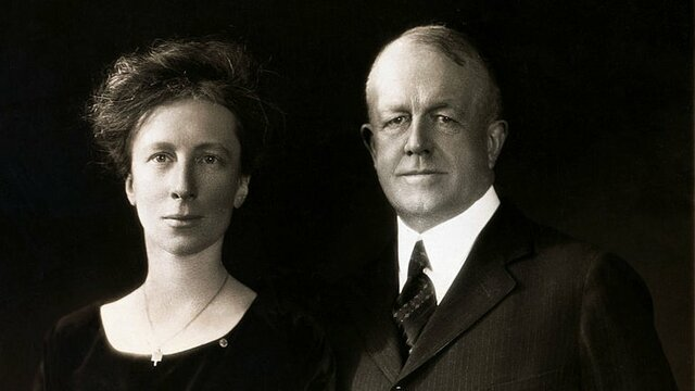 Frank Gilberth y Lilian Moller (los Gilbreth)