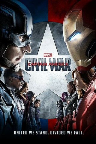 Captain América: Civil War