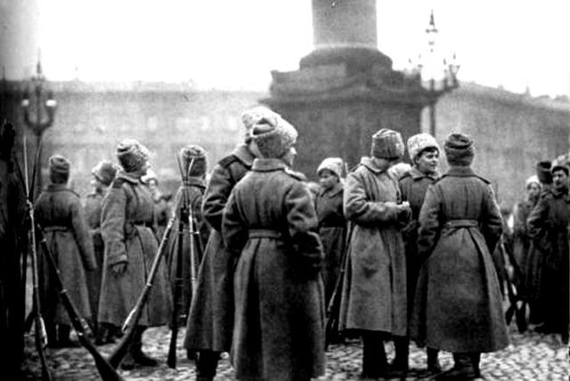 Revolució d'octubre