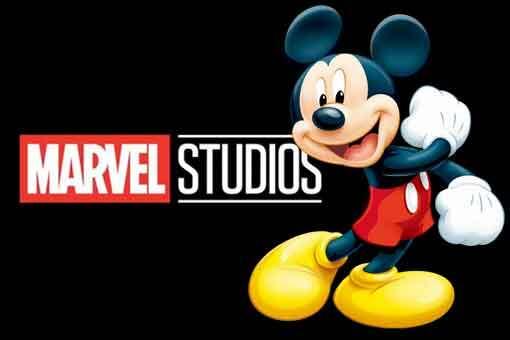 Un ratón en Marvel