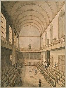 Nascita dell'Assemblea Legislativa