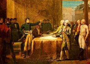 Nascita della Prima Coalizione Antifrancese
