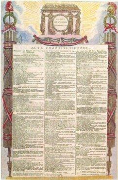 Seconda Costituzione
