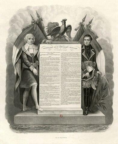 Terza Costituzione